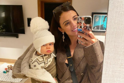 Lucy Mecklenburgh details her son Roman's terrifying choking incident