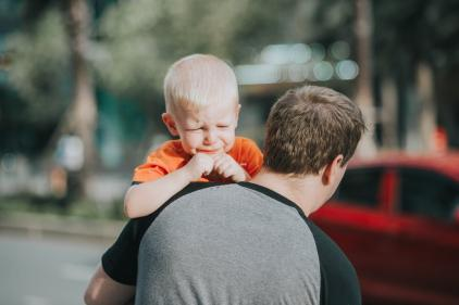 Coping with temper tantrums; A guide