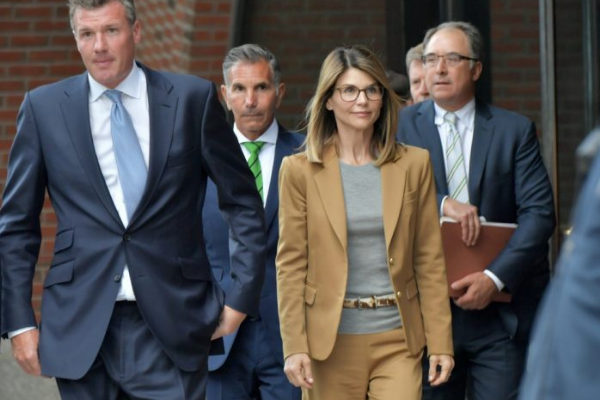 Obsessed! You need to watch Netflix's documentary about the college admissions scandal