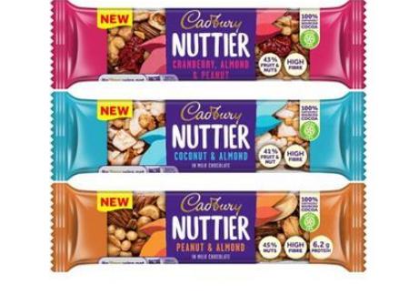 New Cadbury Nuttier aims to strike balance in snacking world