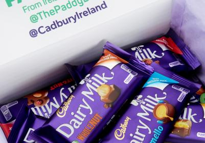 Cadbury celebrate St. Patrick's Day with limited-edition Cadbury Dairy Milk