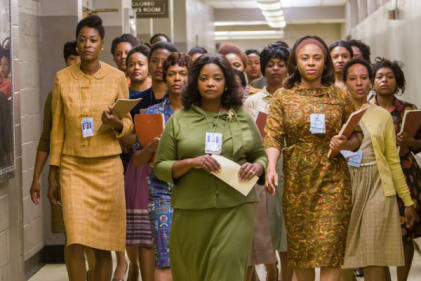 'Hidden Figures' is on the TV tonight in honour of International Women's Day