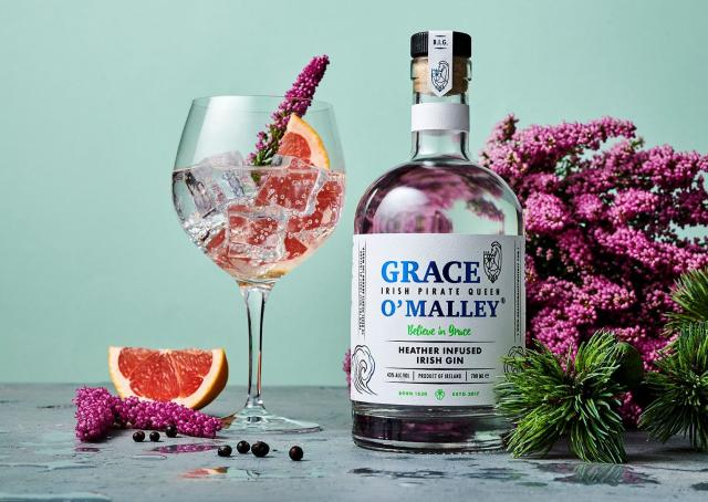 New heather infused Irish gin is everything you need this St. Patricks Day