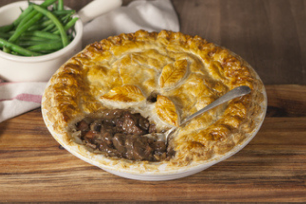 Recipe: Celebrate St. Patrick's Day with this delicious Beef & Guinness Pie