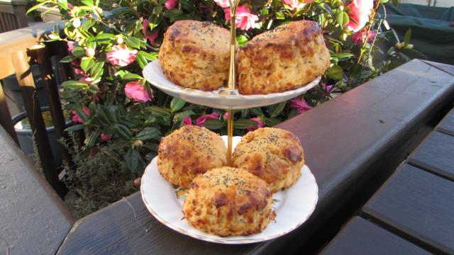 This gluten-free scone recipe is your Friday treat