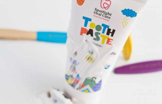 Spotlight Oral Care launch childrens range