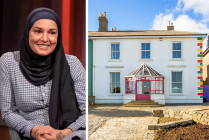 Looking to live by the sea? Sinéad O'Connor's Bray home is up for sale now