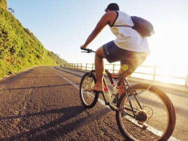 Get on your bike for mental health & suicide awareness