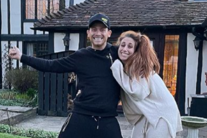 'Forever Home': Stacey Solomon shares a first look inside her and Joe's new house