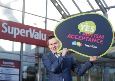 "SuperValu & AsIAm launch ""Say yes to autism acceptance"" campaign"