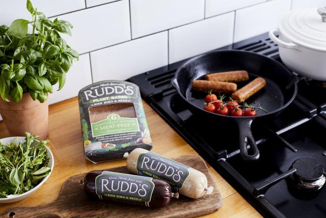 Irish brand Rudd's launch meat-free range including first of its kind vegan black pudding