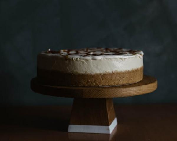 The salted caramel ice-cream cake you wont even realise is vegan