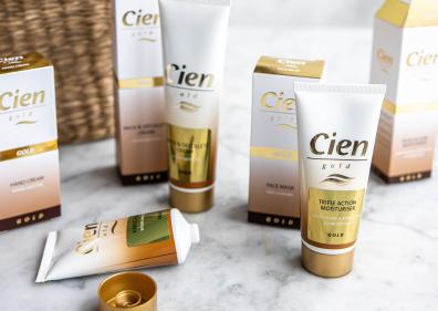 Lidl Ireland debut limited-edition gold-infused skincare range for less than €6