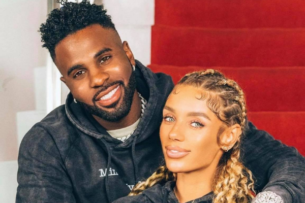 Jason Derulo announces he's going to be a dad as girlfriend Jena Frumes is pregnant
