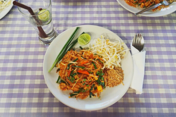 Meat-Free Monday: This flavourful vegetarian Pad Thai recipe is a must-try