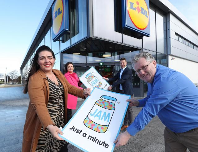 Lidl becomes Just A Minute (JAM) friendly across all of their Irish stores