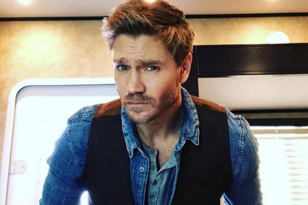 'Daddy Duty': Chad Michael Murray posts rare photo with darling daughter