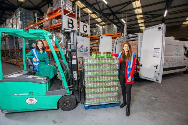 Mars Ireland launches 'Food for Change', to help people in need