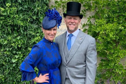 Mike Tindall shares sweet update on his one-week-old baby boy