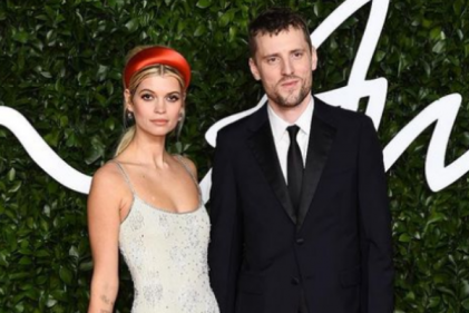 Pixie Geldof is expecting her first child with husband George Barnett