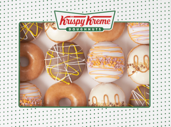 Krispy Kreme are putting the Egg-stra into Easter this year!