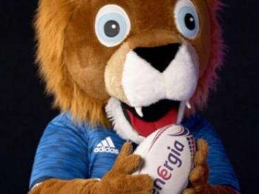 Energia Launches Pawsitive Skills Series with Leinster's Leo the Lion