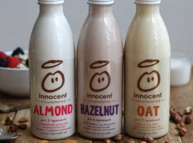 innocent's dairy-free cooking competition returns