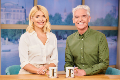 Holly Willoughby's kids did the sweetest thing for Phillip Schofield's birthday
