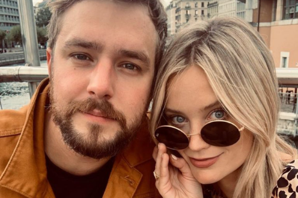 Laura Whitmore confirms she gave birth and shares sweet snap with baby girl