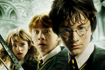 Grab the popcorn and cosy up because Harry Potter is on the telly tonight