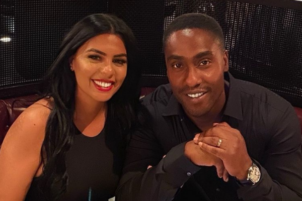 Blue's Simon Webbe and wife Ayshen welcome the birth of their first child