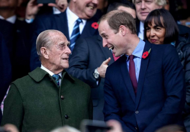 Prince William shares a heartfelt tribute for his grandfather Prince Philip