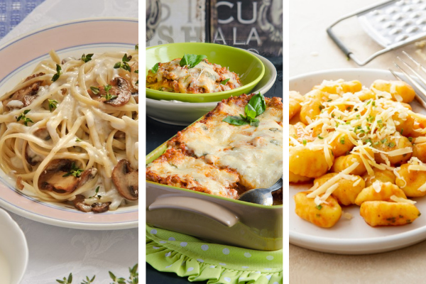 Midweek Meals: 5 veggie-friendly pasta dishes the whole family will love
