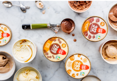 What a bargain! Lidl launch low calorie ice cream range for only €3 a tub