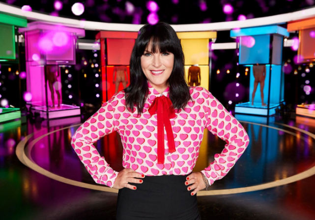 A celeb version of Naked Attraction might be on the cards says Anna Richardson