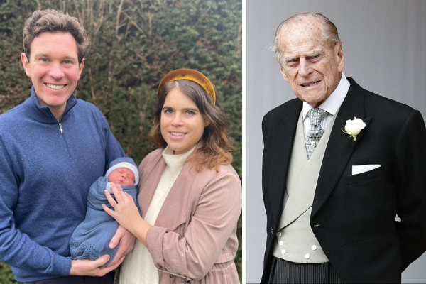 """""""We all miss you"""": Princess Eugenie shares heartfelt tribute to Prince Philip"""