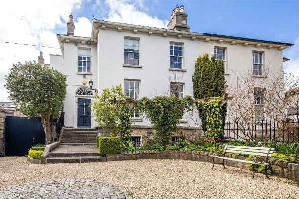 """Mary Robinson's """"exquisite"""" former home in Ranelagh is up for sale for €4.5M"""