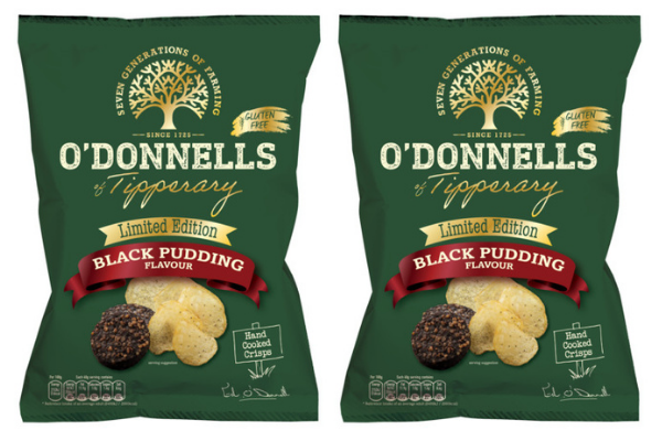 We can't get enough of the new limited edition flavour from O'Donnells Crisps