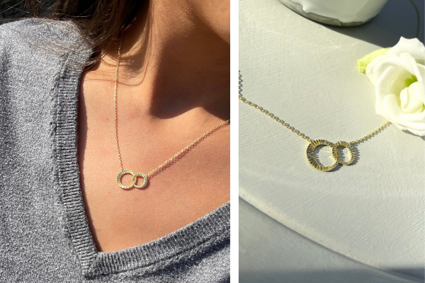 Dublin jewellery boutique creates bespoke gold necklace for charity