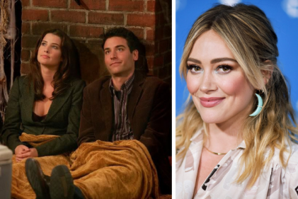 A 'How I Met Your Mother' spinoff is in the works with Hilary Duff as the star