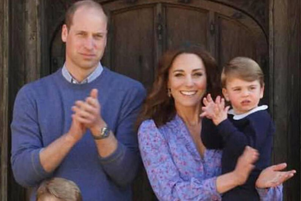 Kate Middleton takes the sweetest photo of Louis on his first day of nursery