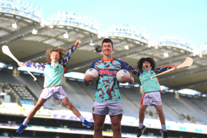 Great news parents! The Kellogg's GAA Cúl Camps are back for summer 2021