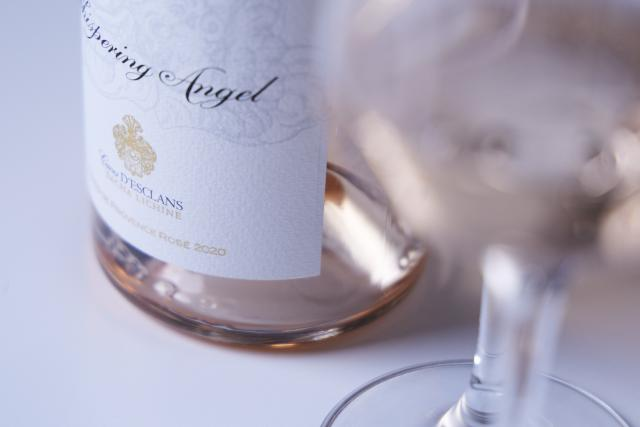 Rosé Whispering Angel is the epitome of a summery drink