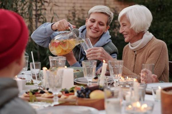 Socialising outdoors this summer? Heres how to stay warm on cool evenings