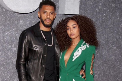 Little Mix's Leigh-Anne Pinnock announces pregnancy and shares first bump photos