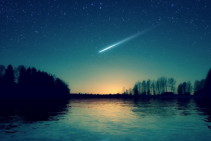Keep an eye out! A meteor shower will be visible from Ireland this evening