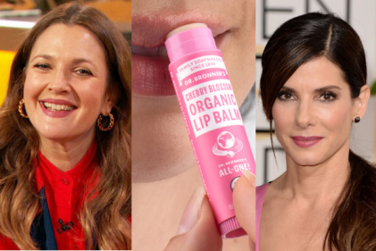 Sandra Bullock and Drew Barrymore adore this lip balm which costs less than €5
