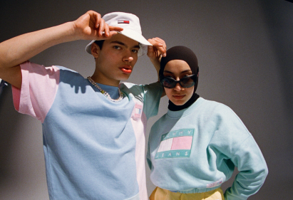 The pastel edit: Tommy Hilfigers latest capsule collection is a must-have