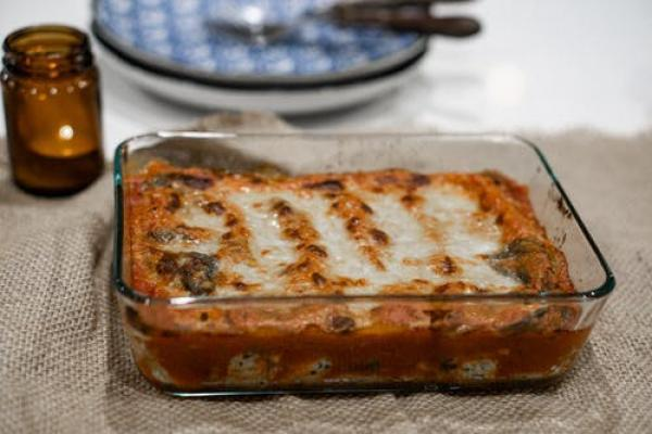 This vegetarian-friendly butternut squash lasagne is an absolute must-try!