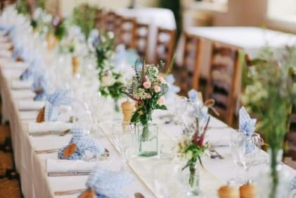 The unexpected wedding colours trending for 2021